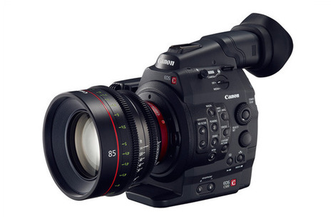 Canon announces EOS-1D C, C500 and new lenses for NAB 2012 | Photography News | Scoop.it
