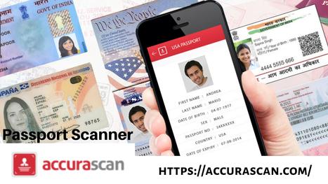 Best passport scanner | Accurascan | drivers li