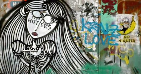 Street art, vous avez dit street art ?   Film, Art, Design, Transmedia, Culture and Education   Scoop.it