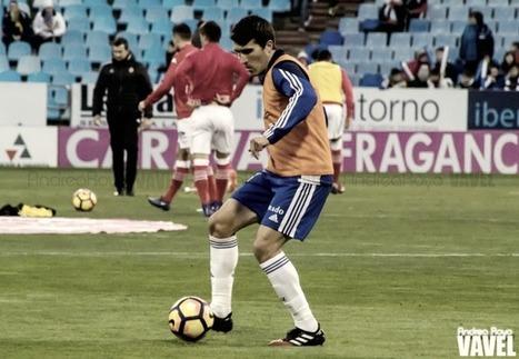 Zapater, el mejor contra el UCAM Murcia según la afición | REAL ZARAGOZA | Scoop.it