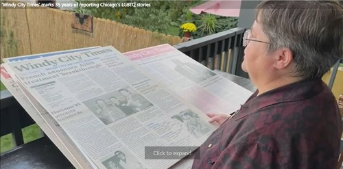 'Windy City Times' cofounder reflects on 35 years of amplifying Chicago's LGBTQ stories