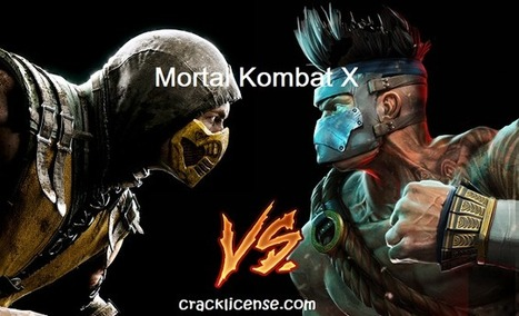 скачать взломанный mortal kombat x