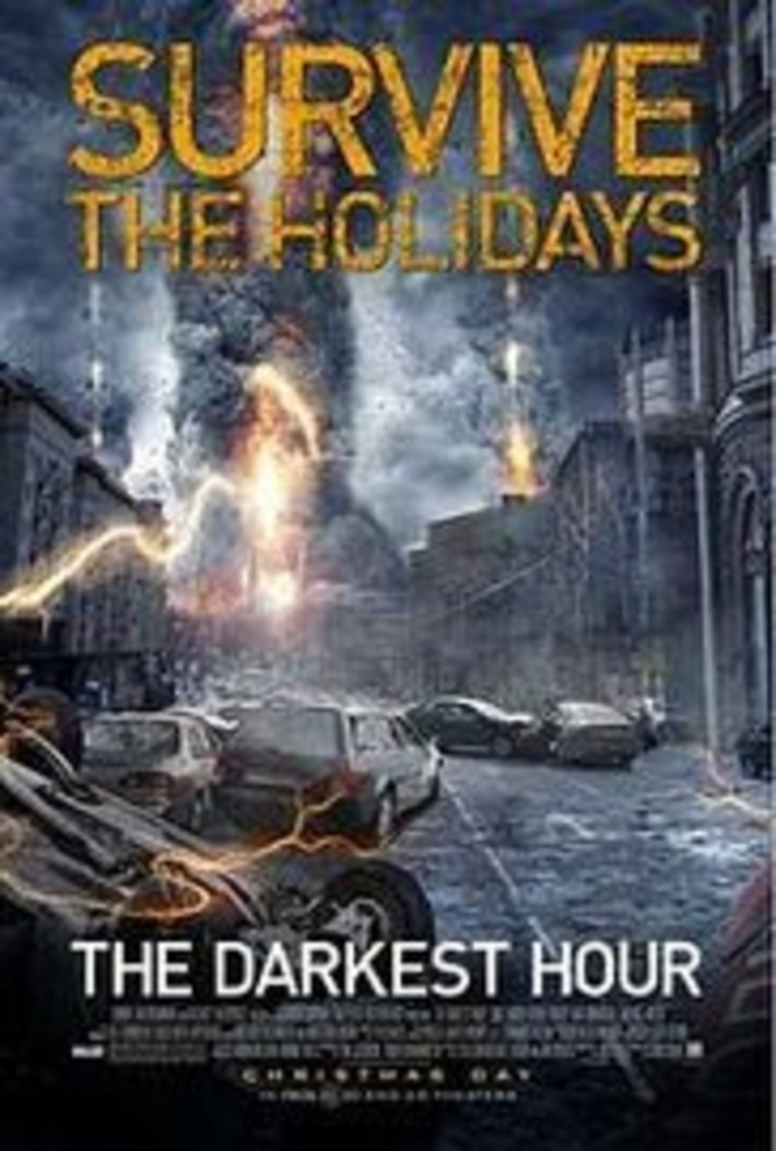 John Kenneth Muir's Reflections on Film/TV: Cult Movie Review: The Darkest Hour (2011) | Machinimania | Scoop.it