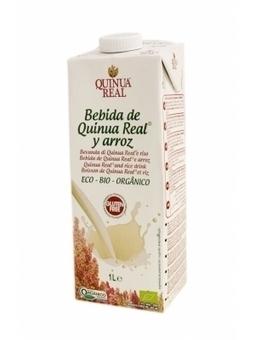 Bebida de Quinua Real y arroz - Quinua Real - Productos de alimentación ecológica | APETECEECOLÓGICO | Scoop.it