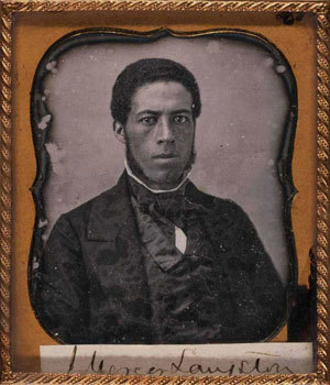 Notes of a Native Sister - James Mercer Langston | Our Black History | Scoop.it