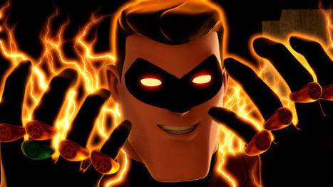 Hal Jordan has #orangelanternproblems on Green Lantern: The Animated Series | Animation News | Scoop.it