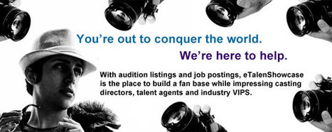 eTalentShowcase: Find Jobs - Get Discovered. Actor, Model, Musician, Comedian | MALE MODELING TIPS | Scoop.it