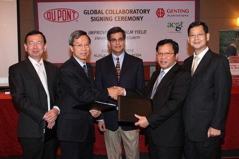 DuPont Genting Plantations Collaboration 2012 | DuPont ASEAN | Scoop.it