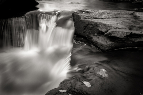 Long Exposure Photography, Over The Edge, Part 2 - The F/Stop Guy | Fuji X-Life | Scoop.it
