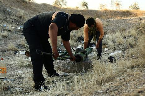 U.S. Considering Using Military To Train Syria Rebels --- hummm to kill whom? | Saif al Islam | Scoop.it