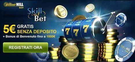 Bonus senza deposito nuovi casino