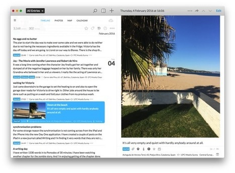 Day One 2 - The Best Journalling App for Mac and iOS - Mac20Q | No Stylus - All about Touch Screen | Scoop.it