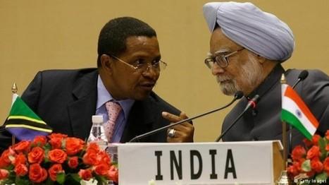 L'Inde menace-t-elle les positions chinoises en Afrique? | Afrique et Intelligence économique  (competitive intelligence) | Scoop.it