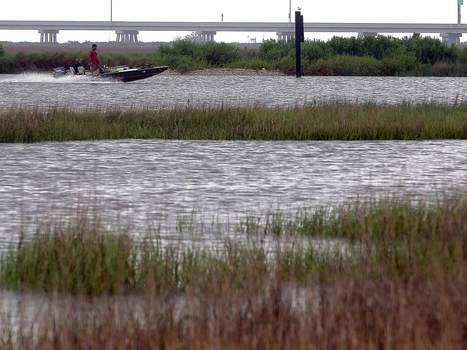 As coast erodes, names wiped off the map | landscape ecology | Scoop.it
