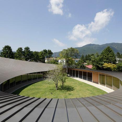 Sengokubara S Residence, par Shigeru Ban | Architecture pour tous | Scoop.it