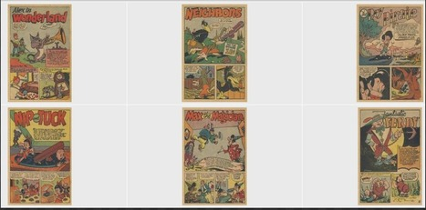 Tons of Copyright Free Comics to Use with Students | Technology in Art And Education | Scoop.it