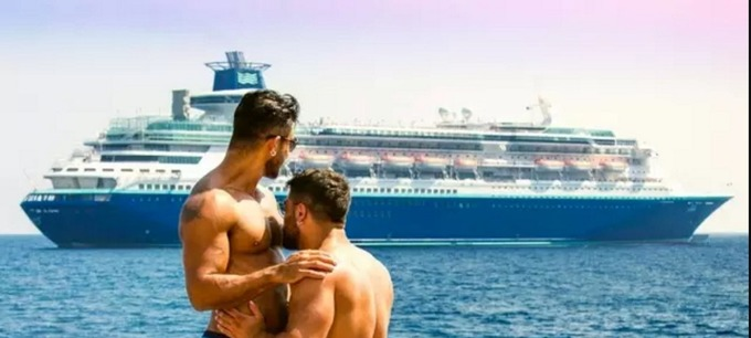 Full Steam Ahead: China's First LGBT Cruise Launches