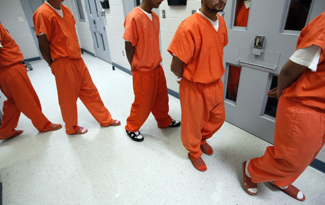 Prison Rape Law A Decade Old, But Most States Not In Compliance - NPR   Accommodation for people with convictions   Scoop.it