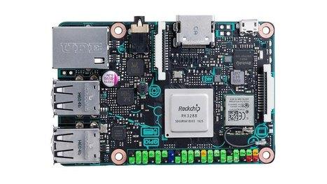 Asus présente un concurrent du Raspberry Pi 3 | FabLab - DIY - 3D printing- Maker | Scoop.it