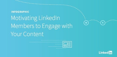 What Types of Content Generate the Best Response on LinkedIn? [Infographic] | Marketing Tips | Scoop.it
