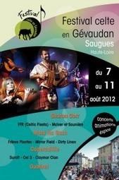 Festival Celte en Gévaudan 2012 — La Bête du Gévaudan | Margeride | Scoop.it