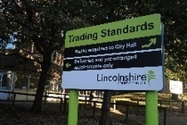Lincolnshire Trading Standards and Lincolnshire Police crack down on rogue traders