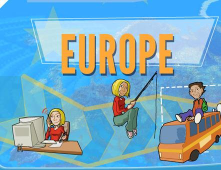 Un petit voyage en Europe | réseaux sociaux et pédagogie | Scoop.it