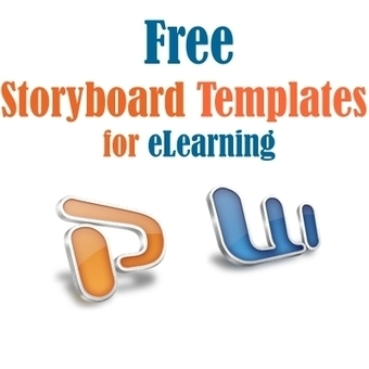 Ultimate List of Free Storyboard Templates for eLearning | Create, Innovate & Evaluate in Higher Education | Scoop.it