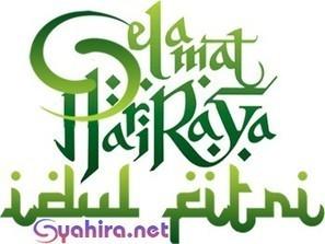 Kata Ucapan Selamat Hari Raya Lebaran Idul Fitr