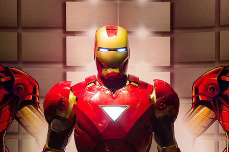 Le profil type du startupper ? Iron Man ! | Co-innovation, co-création, co-développement | Scoop.it
