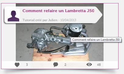 Partagez vos tutos avec peoplbrain.fr | 8.0 | Scoop.it