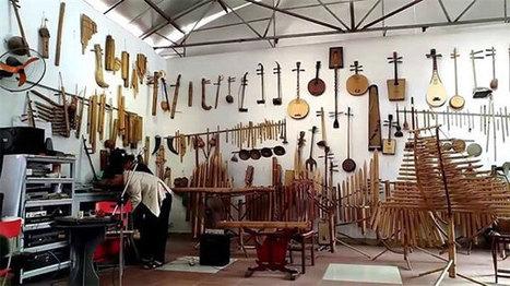 Private music museum: cultural preservation, tourist draw | VietNamNet | Centro de Estudios Artísticos Elba | Scoop.it