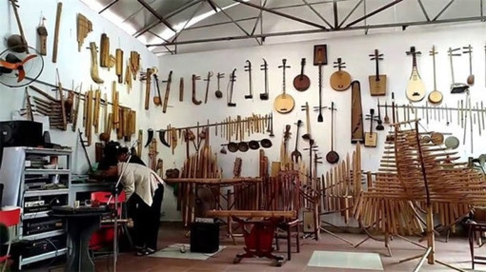 Private music museum: cultural preservation, tourist draw | VietNamNet | Kiosque du monde : Asie | Scoop.it