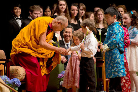 His Holiness speaks on importance of Tibetan language learning | KochAPGeography | Scoop.it
