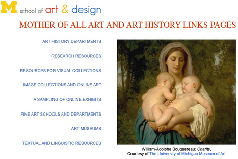 Mother of All Art and Art History Links Pages | Art History | Scoop.it