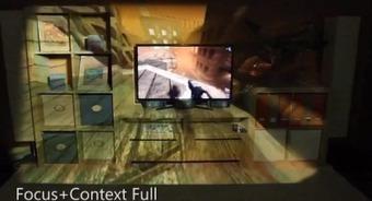 Microsoft présente son système IllumiRoom en vidéo | Développement, domotique, électronique et geekerie | Scoop.it