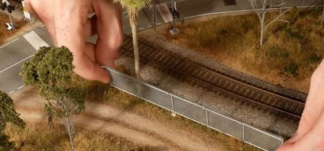Weekend Watch: Model Railroad Construction with Luke Cowan | Make: | Heron | Scoop.it