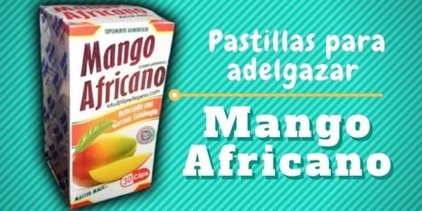 mango africano funciona para adelgazar