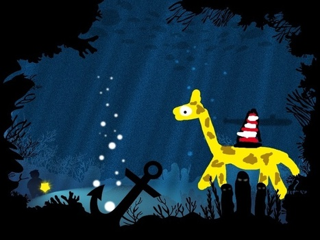 "Night Zookeeper - Discover & Create Magical Animals | ""iPads for learning"" 