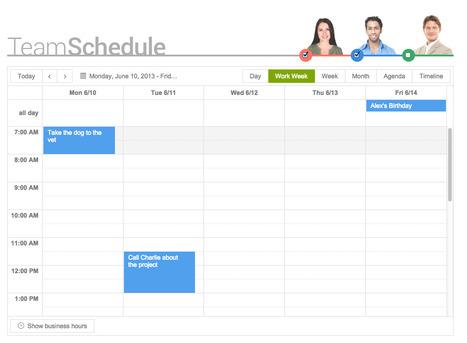 Kendo jQuery Scheduler Control Demo | Web UX Links | Scoop.it