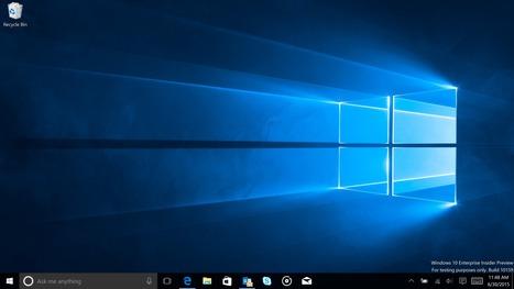 Windows 10 : attention aux arnaques des mises à jour | Work | Scoop.it