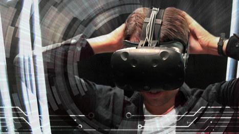 Avaruusmatkailua ja anatomiaa - virtuaalimaailmoista apua opiskeluun? | Virtual Reality VR | Scoop.it