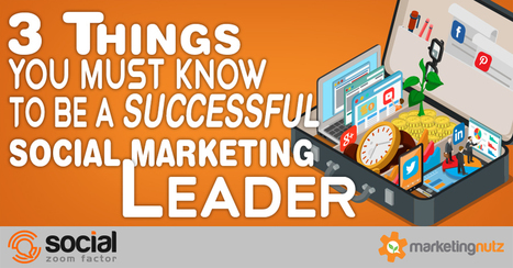 3 Things You Must Know to Become a Social Marketing Leader [Podcast] | The Twinkie Awards | Scoop.it
