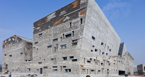 THE ARCHITECT&rsquo;S STUDIO<br/>WANG SHU | Today's Modern Architects and Architecture | Scoop.it