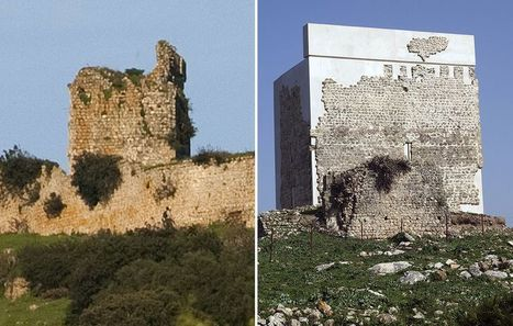 Polémica por la restauración del Castillo de Matrera en Cádiz | Ciencies Socials i Educacio | Scoop.it
