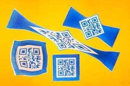 Memory Shape QR Code | QR Code ® Artist | Document and Packaging Security | Scoop.it