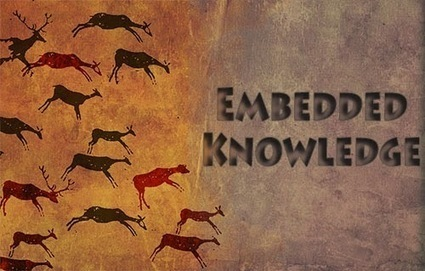 Embedded Knowledge   Pedagogy in New Learning Environments   Scoop.it