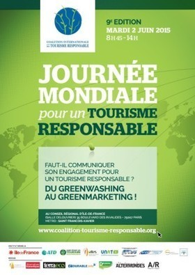 CITR - Coalition Internationale pour un Tourisme Responsable - JMTR 2015 | Tourisme durable, eco-responsable | Scoop.it