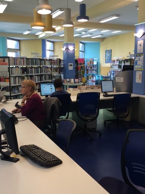 Quel impact du numérique sur l'architecturedesbibliothèques? | Bulletin des bibliothèques de France | Bibliothiki | Scoop.it