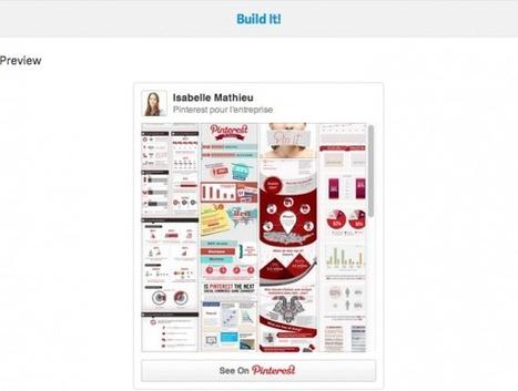 Comment Ajouter Les Boutons et Widgets de Pinterest sur Votre Site Web ?   Emarketinglicious   Au fil du Web   Scoop.it